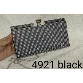 Tas Pesta 4921 Black