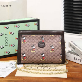 R20887 Brown Ophidia Mickey Mouse GC