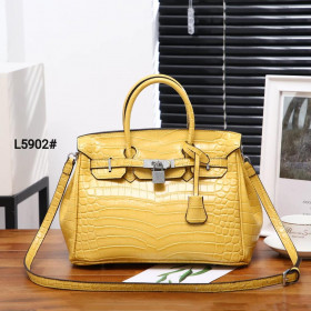 L5902 Her Croco Yellow