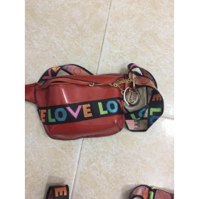 Waistbag Love Orange